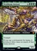 Nyxbloom Ancient - Extended Art - Theros Beyond Death Collector Boosters - Mythic Rare