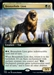 Bronzehide Lion - Extended Art - Theros Beyond Death Collector Boosters - Rare