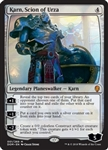 Karn, Scion of Urza - Dominaria - Mythic Rare