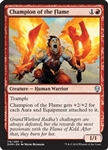Champion of the Flame - Dominaria - Uncommon