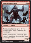 Rampaging Cyclops - Dominaria - Common