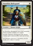 Dauntless Bodyguard - Dominaria - Uncommon