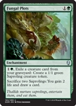 Fungal Plots - Dominaria - Uncommon