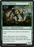 Gaea's Protector - Dominaria - Common