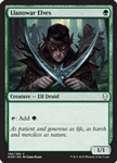 Llanowar Elves - Dominaria - Common
