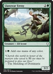 Llanowar Envoy - Dominaria - Common