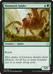 Mammoth Spider - Dominaria - Common