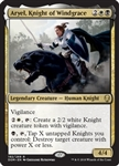 Aryel, Knight of Windgrace - Dominaria - Rare