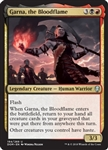 Garna, the Bloodflame - Dominaria - Uncommon