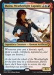 Jhoira, Weatherlight Captain - Dominaria - Mythic Rare