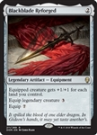 Blackblade Reforged - Dominaria - Rare