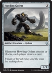 Howling Golem - Dominaria - Uncommon
