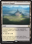 Isolated Chapel - Dominaria - Rare