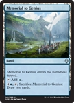 Memorial to Genius - Dominaria - Uncommon