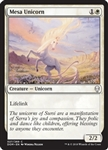 Mesa Unicorn - Dominaria - Common