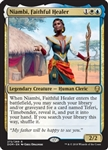 Niambi, Faithful Healer - Dominaria - Rare