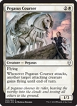Pegasus Courser - Dominaria - Common