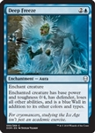 Deep Freeze - Dominaria - Common