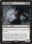 Dread Shade - Dominaria - Rare