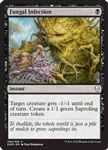 Fungal Infection - Dominaria - Common