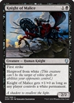 Knight of Malice - Dominaria - Uncommon