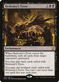 Hedonist's Trove - Dragons of Tarkir - Rare