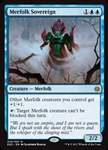 Merfolk Sovereign - Explorers of Ixalan - Rare