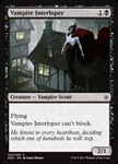 Vampire Interloper - Explorers of Ixalan - Common