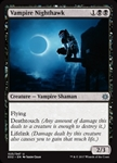Vampire Nighthawk - Explorers of Ixalan - Uncommon