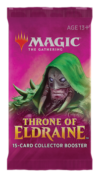 Throne of Eldraine Collector Booster Pack - Preorder Ships Oct 4th