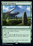 Castle Garenbrig - Throne of Eldraine - Rare
