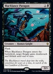 Blacklance Paragon - Throne of Eldraine - Rare