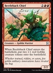 Beetleback Chief - Eternal Masters - Uncommon