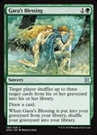 Gaea's Blessing - Eternal Masters - Uncommon
