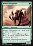 Nimble Mongoose - Eternal Masters - Common