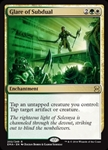 Glare of Subdual - Eternal Masters - Rare
