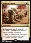 Goblin Trenches - Eternal Masters - Rare