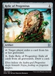 Relic of Progenitus - Eternal Masters - Uncommon