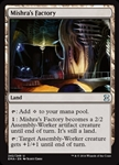 Mishra's Factory - Eternal Masters - Uncommon