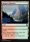 Rugged Highlands - Eternal Masters - Common