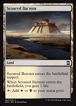 Scoured Barrens - Eternal Masters - Common