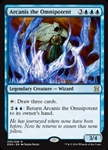 Arcanis the Omnipotent - Eternal Masters - Rare