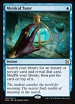 Mystical Tutor - Eternal Masters - Rare