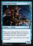 Screeching Skaab - Eternal Masters - Common