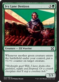 Ivy Lane Denizen - Duel Decks: Elves vs. Inventors - Common