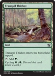 Tranquil Thicket - Duel Decks: Elves vs. Inventors - Common