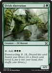 Elvish Aberration - Duel Decks: Elves vs. Inventors - Common