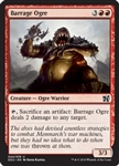Barrage Ogre - Duel Decks: Elves vs. Inventors - Uncommon
