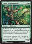 Elvish Branchbender - Duel Decks: Elves vs. Inventors - Common