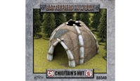Battlefield in a Box - Chieftan's Hut